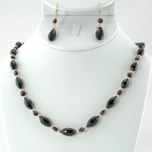 The Twilight  Necklace & Earring Set